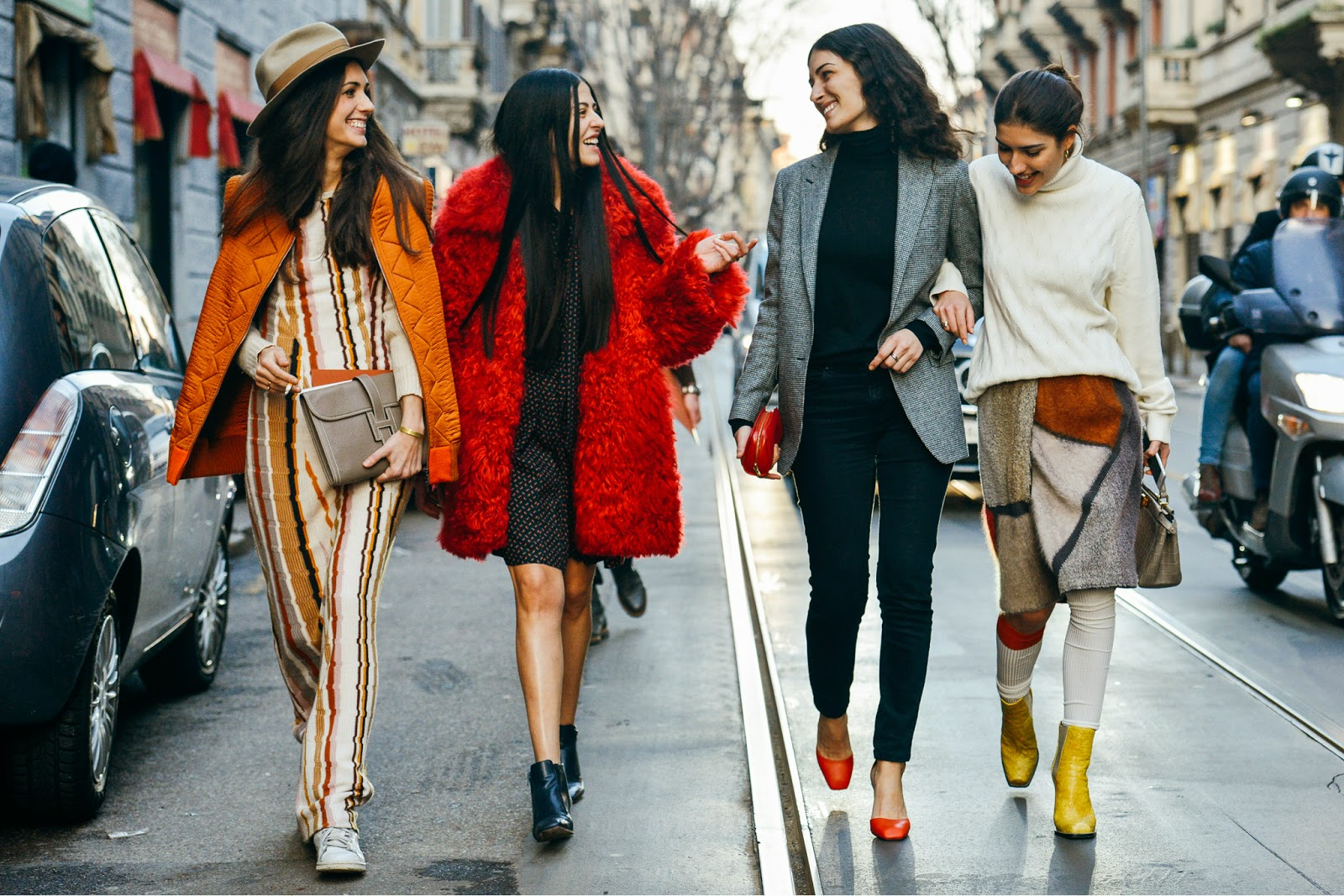 Fashion Trends Girls